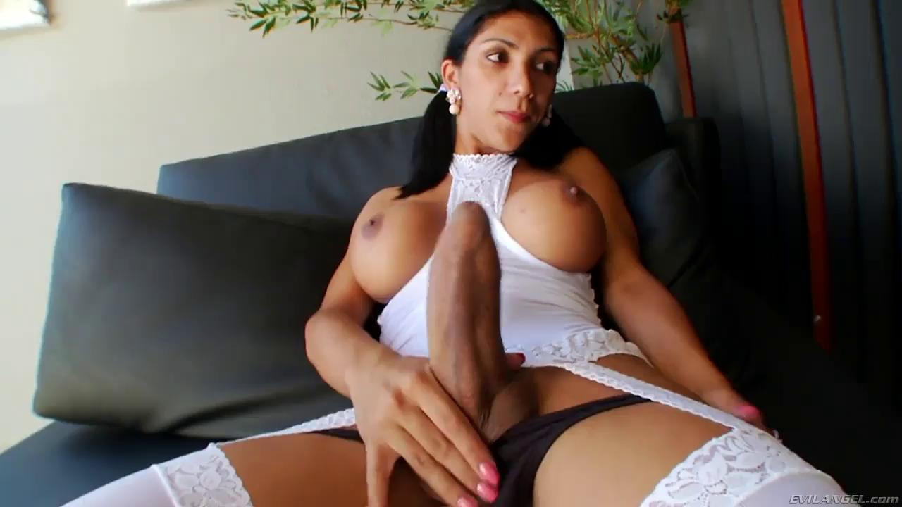 monster cock tranny